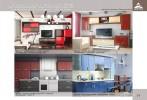 Кухни и стенки с фасадом мдф-пвх - белорусские кухни.